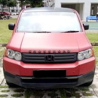 Honda Crossroad 1.8 Auto L