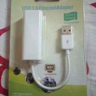 USB2.0 Ethernet Adapter