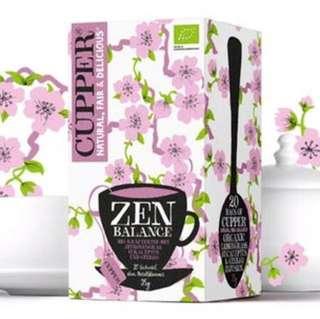 德國CUPPER 茶包系列 20包/盒【團購商品】
