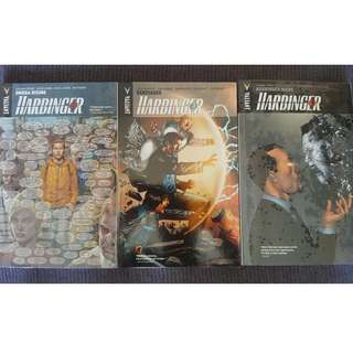 Harbinger vol 1 to 3 Tpbs
