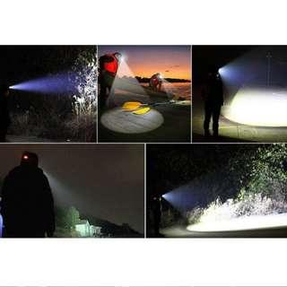 3-LED Headlights