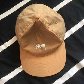 Authentic Brown Stussy Cap