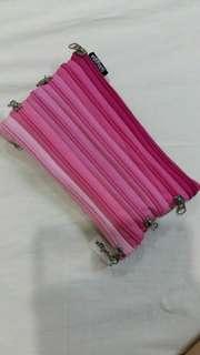 Kotak pensil Sniggle (Pink)