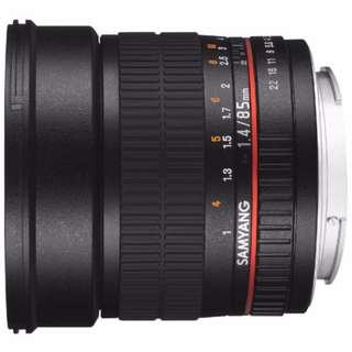 Samyang 85mm F1.4 Aspherical IF UMC ED Lens For Fuji X
