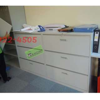 lateral cabinet - office furniture - partition