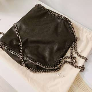 Stella McCartney Falabella shaggy deer tote