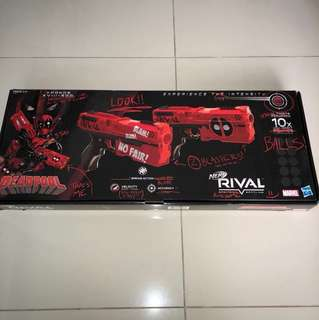 Nerf Rival Deadpool Exclusive KRONOS