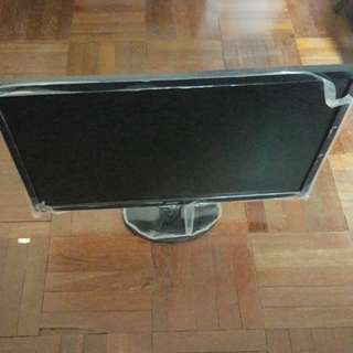 Acer LED monitor for sale