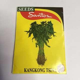 Kangkong Tsina Seeds by Santos Seeds