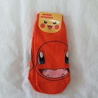 Charmander socks