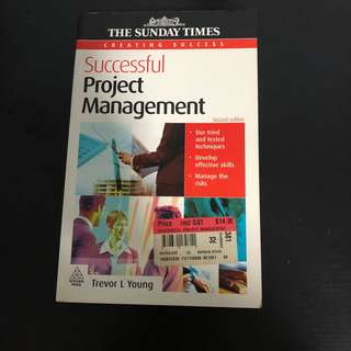 Book sale - Project Management