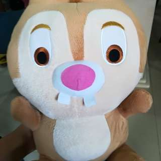 Mickey's squirrel soft toy for kids