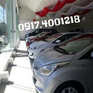 Hyundai brand new cars