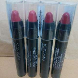 Mineral Botanica / Moisturizing Lipstick / Lipstick / Moisturizing / Lipstik / Lip matte
