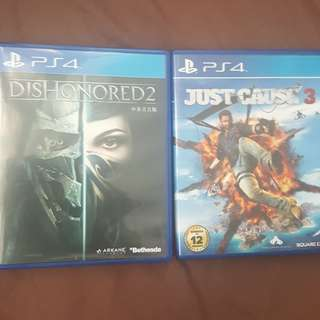 Ps4 games for $20 only
