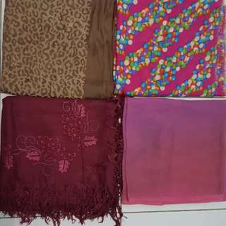 Kerudung (take all only 20k)