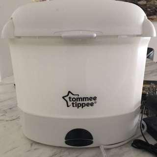 Tommee Tippee Electronic Steam Steriliser (BPA Free)