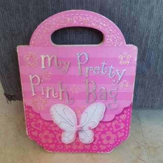 My Pretty Pink Bag Board Book By Make Believe Ideas Ltd