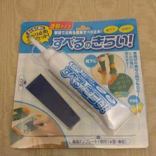 日本DIY 襪底防滑膠粒 bb襪 幼兒襪