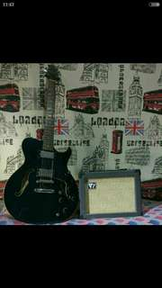 Gitar semmick electric