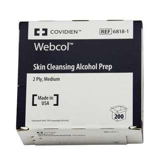 Webcol Alcohol Prep
