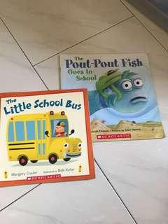 PL storybooks