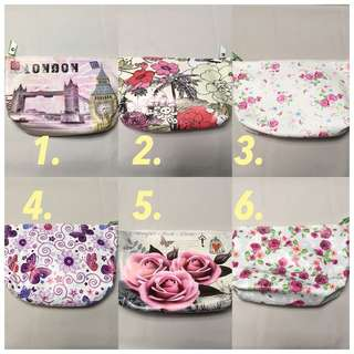 Pouch / Make-up Bag