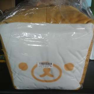 Rilalkuma Bakery Bread Cushion
