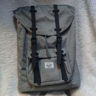 Authentic herschel backpack