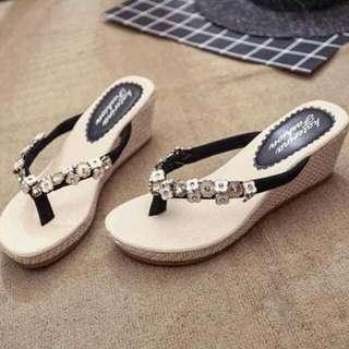 2 inc Wedge Sandal