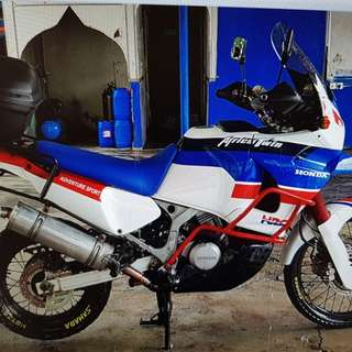 Selling XRV 750 RD07