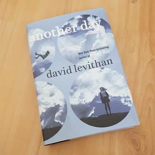 Another Day by David Levithan (hardbound)