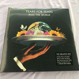 Tears for Fears - Rule The World (2LPs set)