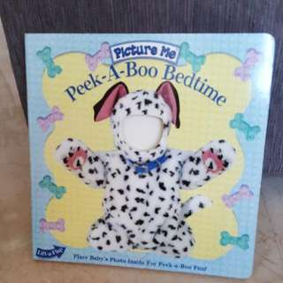 Peek-A-Boo Bedtime Lift-a-flap Board Book (Picture Me) By Jackie Wolf