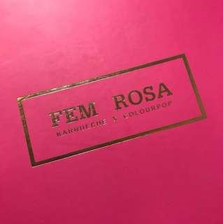 FEM ROSA COLOURPOP