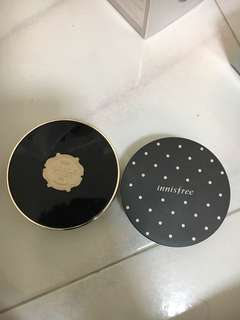 Innisfree and the face shop cushion casing