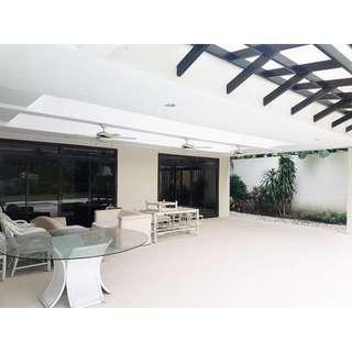 Modern Beautiful Ayala Alabang House and Lot For Rent