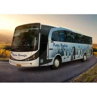 Jual Tiket Shuttle Bus Yogya - Jambi Hanya 500rb di Nemob.id