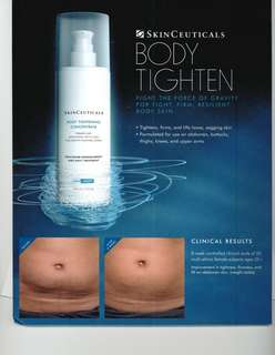 SkinCeuticals Body Tightening Concentrate Cream