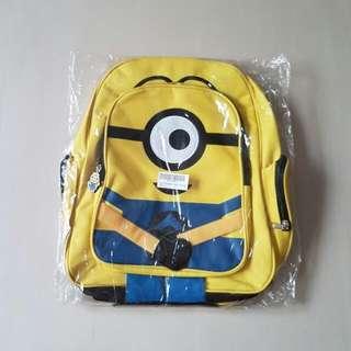 Despicable Me Minion Backpack, Kids School Bag