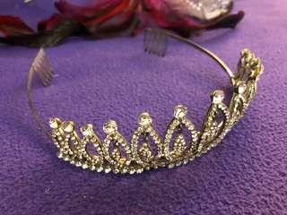 結婚婚紗皇冠頭飾