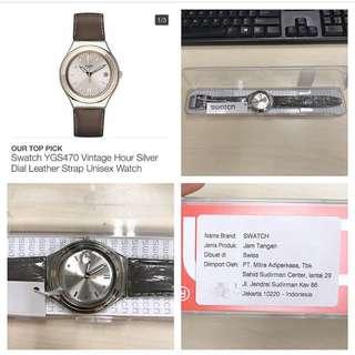 Swatch Original - masih baru