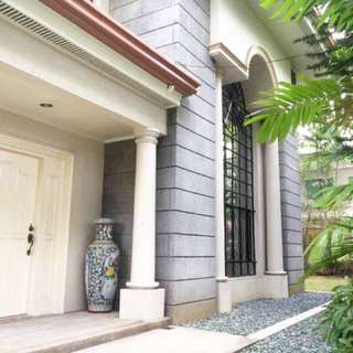 Ayala Alabang House and Lot For Rent