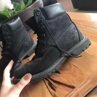 Women's Timberland Boot Black