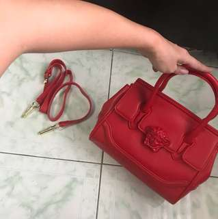 "REPRICED!! ""Versace"" inspired medusa bag"