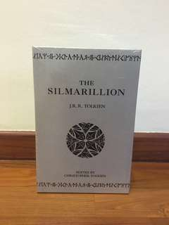 The Silmarillion Limited Edition Collector's Box for Tolkien and Lord of The Rings fans