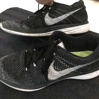 Nike flyknit lunar 3  us:11.5. 29.5cm