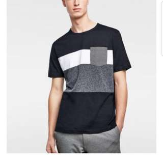 t shirt zara man original