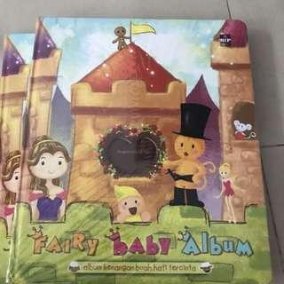 Buku Album Bayi