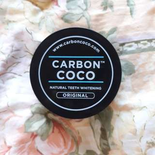 Coco Carbon Charcoal Tooth Polish